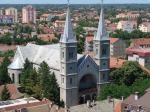 НОВА ГОДИНА в СЪРБИЯ и град СУБОТИЦА - великолепният град на Войводина. Собствен транспорт !