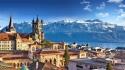 """ШОКОЛАДОВАТА ШВЕЙЦАРИЯ – тур """"Небесният химн на алпийските върхове'! Комбинирана екскурзия - отиване с автобус и връщане със самолет!"""