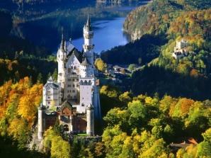 Екскурзия ГЕРМАНИЯ - Бавария и нейните замъци! Изчерпани места! - 6 дни / 5 нощувки / 5 закуски